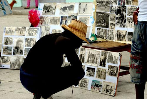 Una galería de fotos antiguas del minicipio costero, cuentan la historia y sus raices...